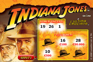 Gioca con Indiana Jones e l'ultima crociata
