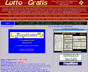 Visita Lotto Gratis