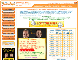 Magicalotto Personaggi Del Lotto Lottonewsit